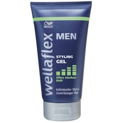 wellaflex Men Styling Gel Ultra starker Halt Stärke 4 150 ml