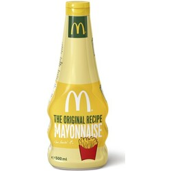McDonald's Original Mayonnaise 500 ml