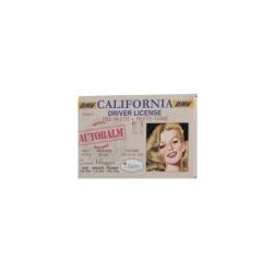 theBalm Autobalm Make-up Palette  California