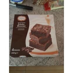 Lidl Firenze Kuchenschnitten Schoko Brownies 20435493 Codecheck Info