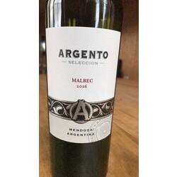 argento seleccion malbec 2016 red wine