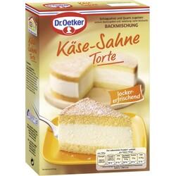 Dr Oetker Backmischung Fur Kase Sahne Torte 4000521855802
