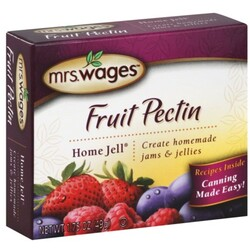 Mrs Wages Fruit Pectin