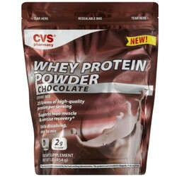 CVS Whey Protein Powder
