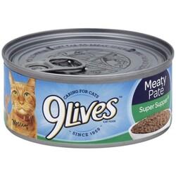 9 Lives Futter Produkte