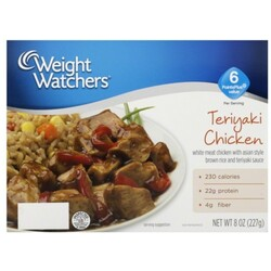Weight Watchers Teriyaki Chicken