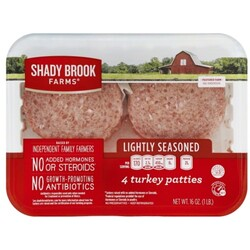Shady Brook Farms Turkey Patties