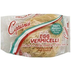Ciprianis Egg Vermicelli