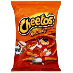 Cheetos Cheese Flavored Snacks