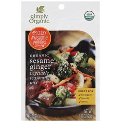 Simply Organic Vegetable Seasoning Mix