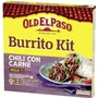 Old El Paso Chili Con Carne Burrito Kit  620 g