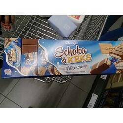 Compliment GmbH Schoko & Keks Milchcreme - 24820004 ...