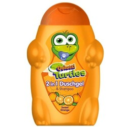 Colutti Turtles 2in1 Duschgel & Shampoo Sweet Orange