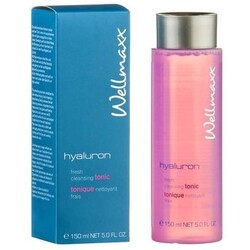 Wellmaxx Hyaluron fresh cleansing Tonic (150 ml) von Wellmaxx
