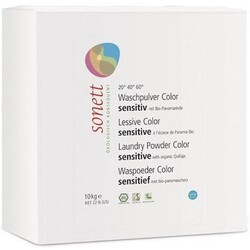 Sonett Waschpulver Color sensitiv 20–60 °C