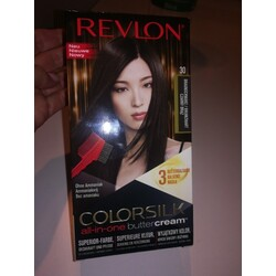 Revlon haarfarben test