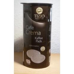 Tizio Caffè Crema Kaffee Pads 22136121 Codecheckinfo