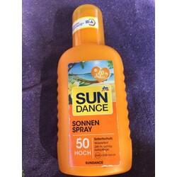 Dm Sundance Sonnenspray Lsf50 4010355998668 Codecheck