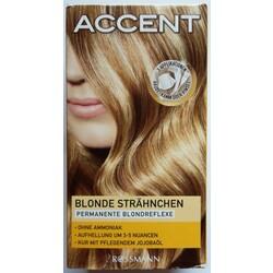 Strähnchen braun blonde Graue Haare