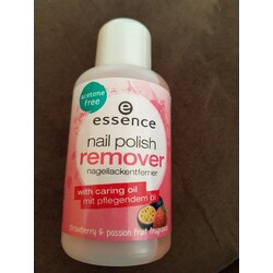 Nail Polish Remover - Strawberry + Passion Fruit