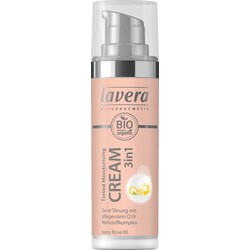 Tinted Moisturising Cream 3in1 Q10 -Ivory Rose 00-