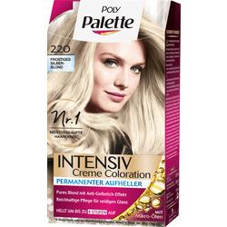 Blonde haarfarbe ohne aufheller