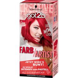 Schwarzkopf got2b Tönung Farb/Artist Lollipop Rot 092, 1