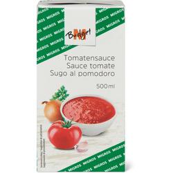 Pasta Tomatensaucen Codecheck Info