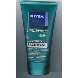 NIVEA FOR MEN Gesichtsreinigung Oil Control Face Wash