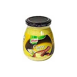 Knorr Curry Sauce