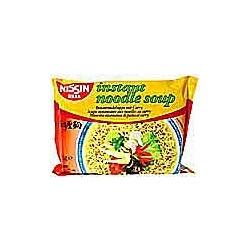 NISSIN instant noodle soup