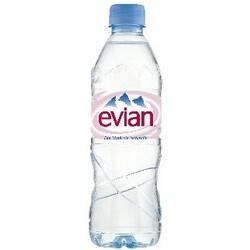 evian Natürliches Mineralwasser