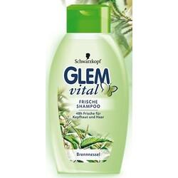 Schwarzkopf Glem Vital Frische Shampoo Brennnessel