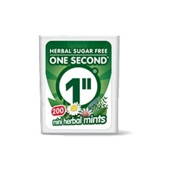 ONE SECOND Herbal mints