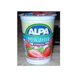 Alpa - Milk Drink Erdbeer