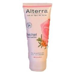 Alterra - Duschgel Rose-Sanddorn
