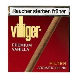 Villiger Premium Vanilla Filter