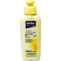 Nivea Hair Care - Brilliant Blonde Glanz Reflex Kur
