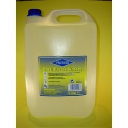 Phönix Destilliertes  Wasser