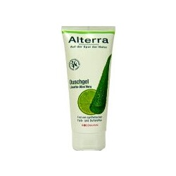 Alterra - Duschgel Limette-Aloe Vera
