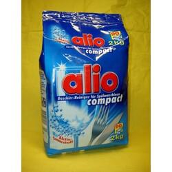 Alio Compact Geschirr-Reiniger für Spülmaschinen