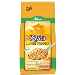 Allos - Reis Honig Poppies