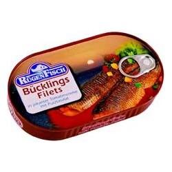 RügenFisch - Bücklings Filets