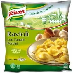 Knorr Ravioli con Funghi Porcini