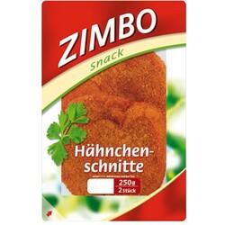 Zimbo Snack Hähnchenschnitte