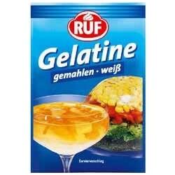 RUF - Gelatine, 3x9g