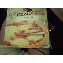 DIE PIZZA-FRISCHE Mozzarella