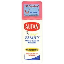 Autan Family Zecken-/Mückenschutz