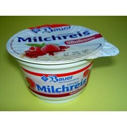 Bauer Sahniger Milchreis Himbeere