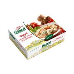 Ökoland Ravioli mit Spinat-Ricotta-Füllung